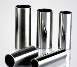 China Manufacture Stainless Steel Pipe pictures & photos