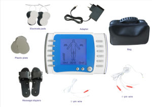 Medical Equipment 2 Channals Electronic Pulse Massager pictures & photos