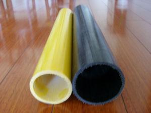 "1"", 2"", 3"", 4"" Round Fiber Glass Tube/Glass Fiber Tube pictures & photos"