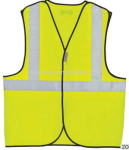 Safety Clothes/Vest with High Reflective Ribbon pictures & photos