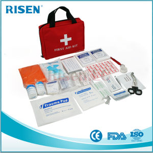 Custom Medical Outdoor Survival Camping Emergency First Aid Kit pictures & photos