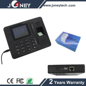 New Low Price Biometric Fingerprint Time Attendance for Emloyee Management pictures & photos