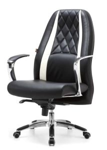 Multifuction Soft Leather Offic Chair Task Chair pictures & photos