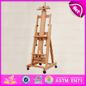 High Quality Professional Floding Mini Artist Wooden Painting Easel W12b082 pictures & photos