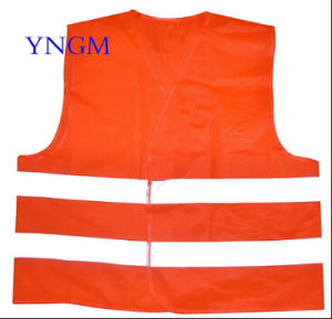 High Visibility Reflective Safety Vest for Working pictures & photos