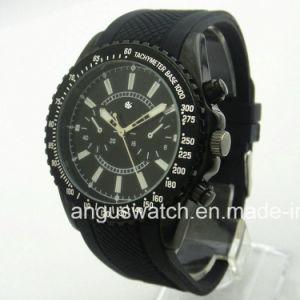 China Manufacturer Plastic Watch, Hot Sale Silicone Wristwatch