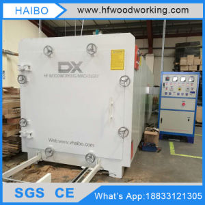 Dx-10.0III-Dx High Frequency Vacuum Hardwood Lumber Dryer Machine pictures & photos