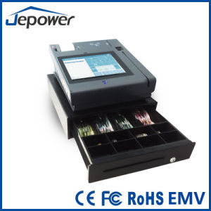 IC Magnetic Card and Contactless Card Reader Touch Android POS Point of Service Device pictures & photos