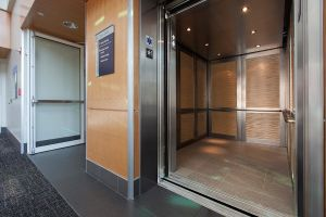 Germany Technolgy Hospital Elevator with Great Space
