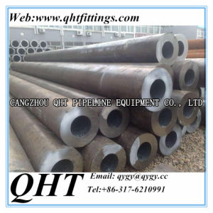 JIS G 3454 Stpg 370 Carbon Steel Seamless Pipe pictures & photos