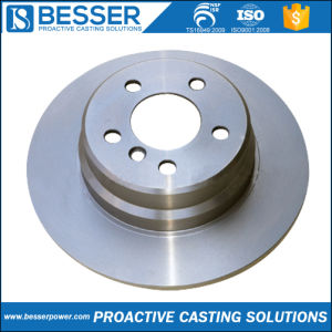 Ts16949 Precision Casting Brake Disc Pad Investment Casting Manufacture OEM Car/Automotive/Auto Brake Disc Rotor pictures & photos
