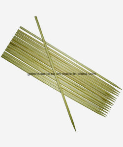 Barbecue Skewers / Bamboo Skewers / BBQ Skewers pictures & photos