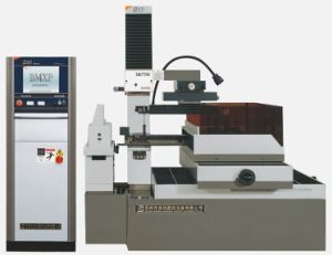 Reciprocating Molybdenum Wire Cut CNC EDM Machine Dk7763 pictures & photos