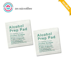 Disposable Single Piece Cellphone Cleaning Alcohol Pad pictures & photos
