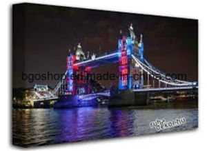 "Advertising Material Waterproof Canvas Oil Canvas (18""X24"" 1.9cm) pictures & photos"