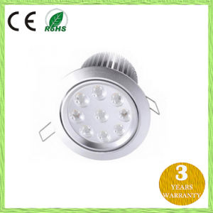 9W LED Down Light (WF-DL100-9X1W) pictures & photos