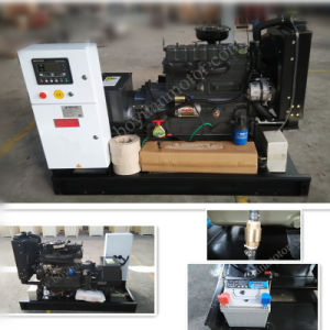 15kw Ricardo Series Weichai Engine Small Portable Power Generator pictures & photos