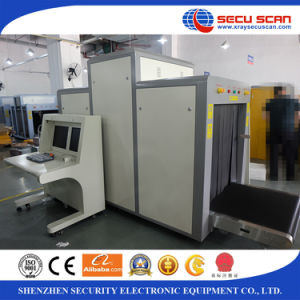 Big Size X ray Baggage Scanner AT8065 X-ray luggage scanner for Airport/Station/Customs/border security check pictures & photos