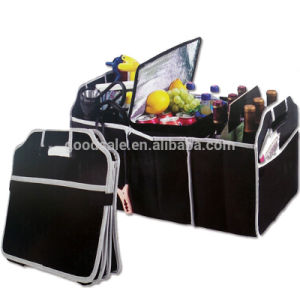 3 Layer Folding Car/Truck Organizer Storage Box Car Boot Storage Bag Toolbox Organizer Organizer
