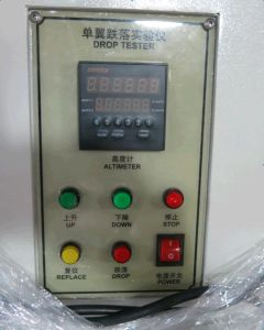 Drop Tester Usage and Manual Power Drop Ball Tester pictures & photos