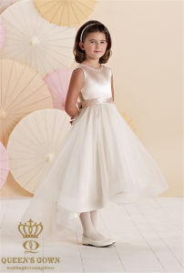 Sweet Wedding Flower Girl Dress, Can Be Custom Map pictures & photos