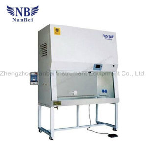 Class II 100% Exhaust Single Person Biological Safety Cabinet pictures & photos