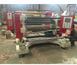 Vertical Type Plstci BOPP Slitting Rewinding Machine pictures & photos