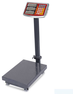 Electronic Platform Bench Scale (DH~518L) pictures & photos