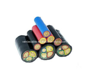 95mm2 Copper or Aluminum Conductor Underground Electric Cable pictures & photos