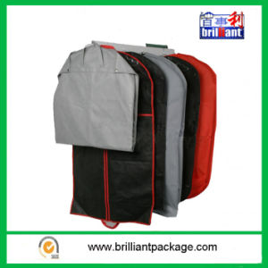 Non Woven Foldable Mens Suit Garment Bag pictures & photos