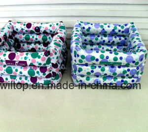 Printed Inflatable Vinyl Foot Bath (PM169) pictures & photos