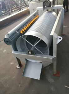 Ratory Drum Screen for Sludge Concentration, Dewatering pictures & photos