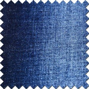 Cotton Polyester Spandex Denim Fabric for Jeans