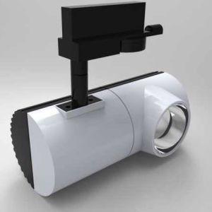 Hot Selling CE RoHS Aluminum Alloy Good Quality 20W / 40W CREE COB LED Track Light