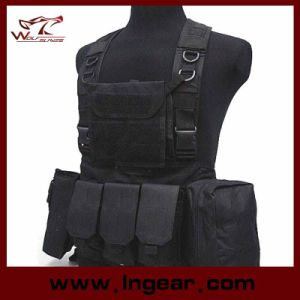 Bellyband Tactical Vest with Load Bearing Police Vest pictures & photos