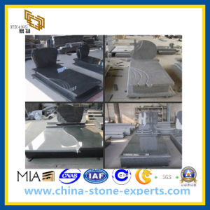 Granite Momument and Tombstone /Momument Headstone (YQG-CS1004) pictures & photos