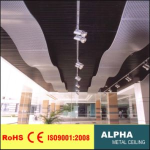 Aluminum Customed Ceilings Indoor Outdoor Solid Wide Curved Panel pictures & photos