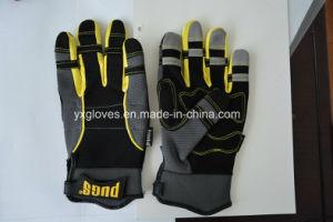 Safety Glove-Working Glove-Industrial Glove-Labor Glove-Mechanic Glove pictures & photos