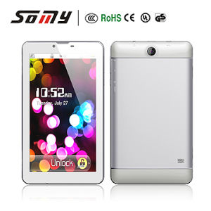 7 Inch Camera Bluetooth GPS Phone Function 3G Tablet PC