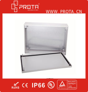 Steel Terminal Boxes with 4 Screws Type pictures & photos