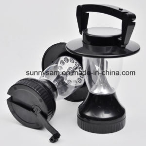 Shake to Charge LED Solar Camping Lantern pictures & photos
