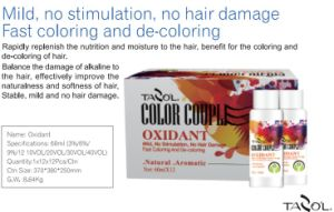 Tazol Cosmetic Hair Oxidant with Hydrogen Peroxide 60ml pictures & photos