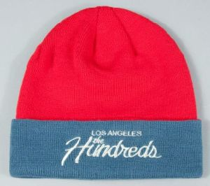 100% Acrylic High Quality Custom Knitted Hat Beanie pictures & photos