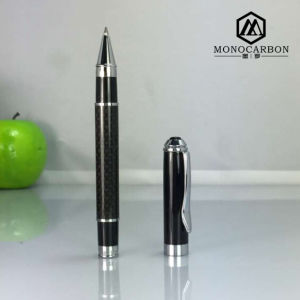 New Fashion Office Supply Carbon Fiber Gel Pen pictures & photos
