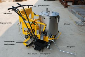 Road Painting Machine for Lines and Markings pictures & photos