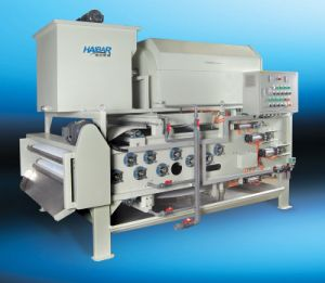 Rotary Drum Thickening Type Belt Filter Press Manufacturers