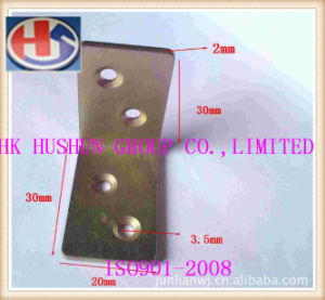Supply Custom 316 Stainless Steel Plug, Stamping Parts (HS-PB-0002) pictures & photos