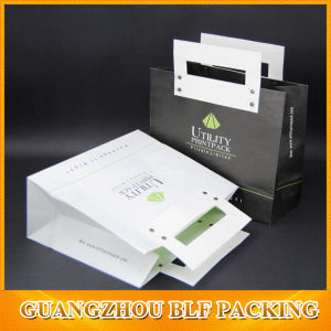 Design Shopping Packing Paper Bags (BLF-PB327) pictures & photos