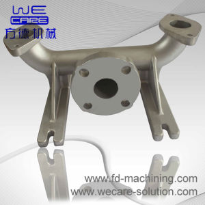Stainless Steel Investment Lost Wax Casting for Water Pump Impeller