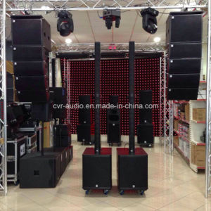 Mini Active Column Sound Phased Array Night Club Equipment pictures & photos